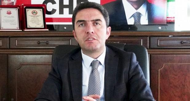 59 CHP'li İl Başkanından Açıklama