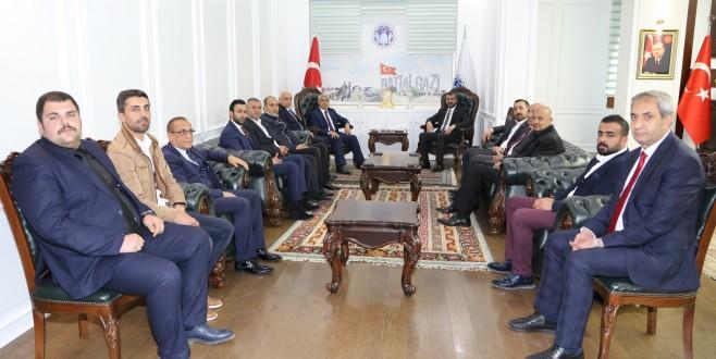 """Başkan Güder, """"Malatya'da Cumhur İttifakı'nın Meyvelerini Aldık"""""""