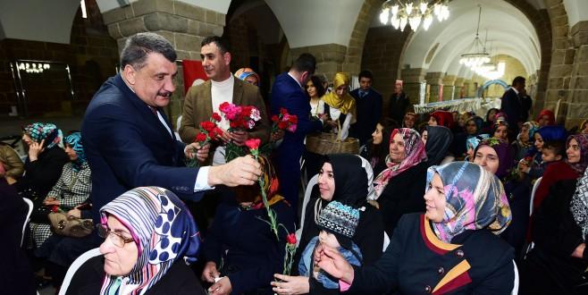 Başkan Gürkan'ın Dünya Kadınlar Günü Mesajı