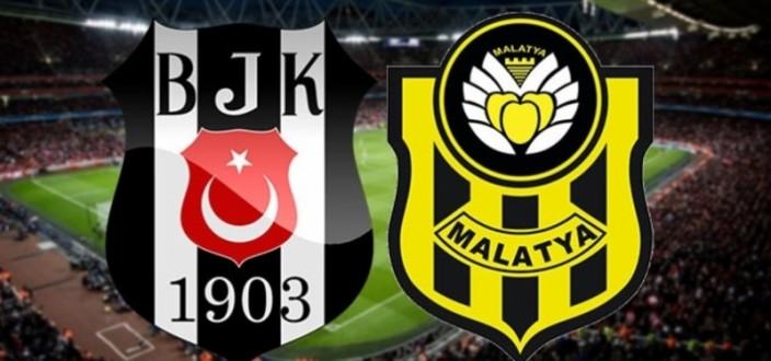 Beşiktaş- E.Yeni Malatyaspor Maçı Cumartesi