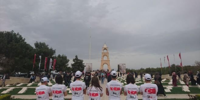 Bisiklet Topluluğu Önce Tarihe Sonra Ata'ya Yolculuk Yaptı