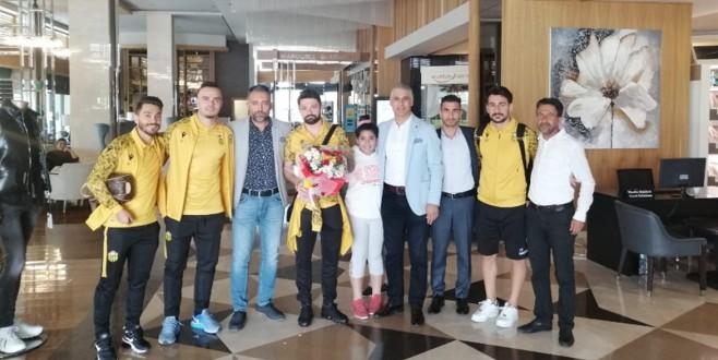 """Canpolat, """"BtcTurk Yeni Malatyaspor'u İlk 5'te Görmek İstiyoruz"""""""