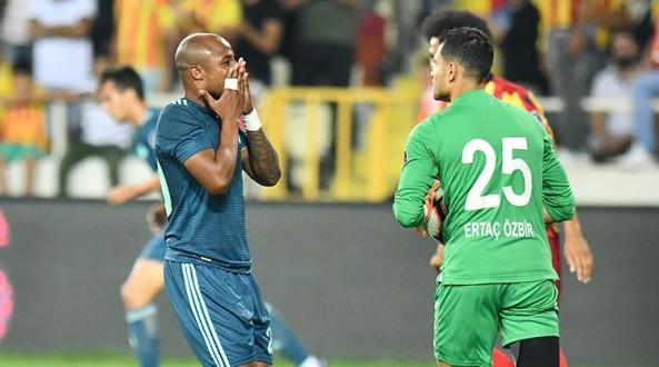 Evkur Yeni Malatyaspor-1 Fenerbahçe-0