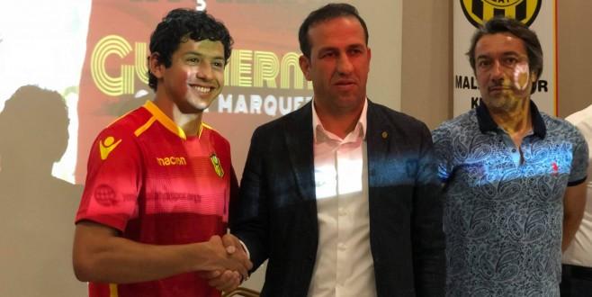 Guilherme Costa Marques Yeni Malatyaspor'da