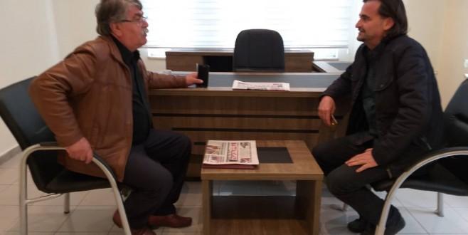 Hasan Avşar'dan TYGD' ye Ziyaret