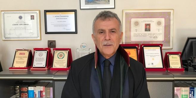 Malatya Baro Başkanlığı'na Sarıoğlu'da Aday