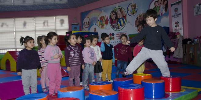 Miniklere Özel Temel Beceri Ve Eğitim Merkezi