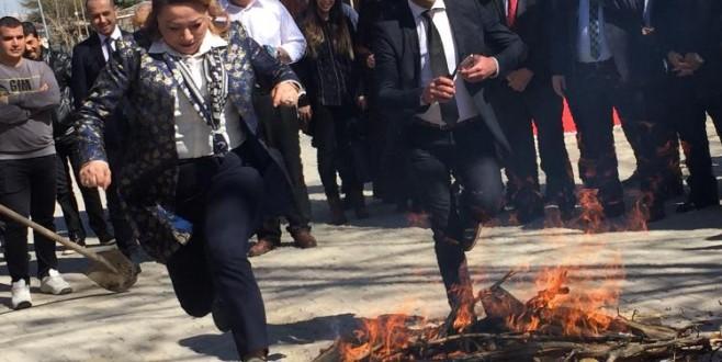 MTÜ'de Nevruz Bayramı kutlandı
