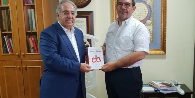 Prof. Dr. Bayram Altan, Cumhurbaşkanı Başdanışmanı İdris Güllüce'yi Ziyaret Etti