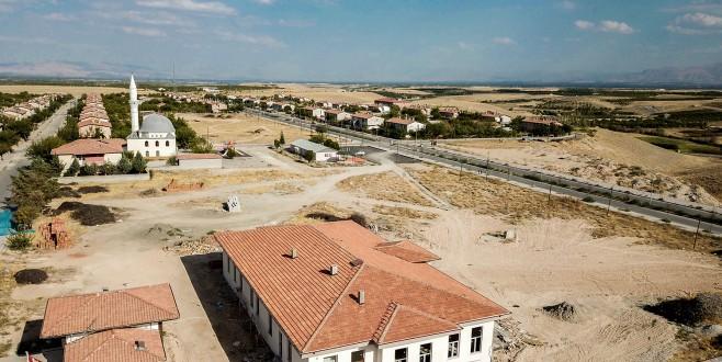 Tohma Mahallesine Kültür Merkezi