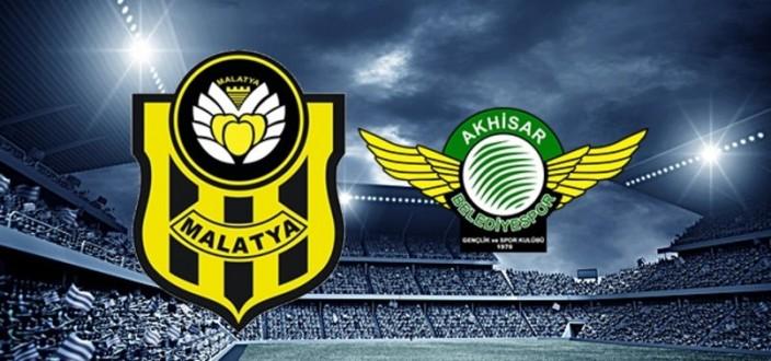 Yeni Malatyaspor: 1 - Akhisarspor: 1