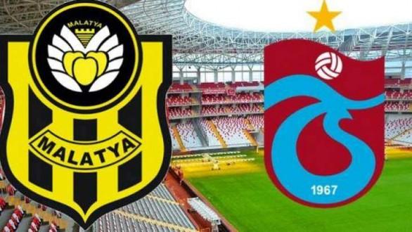 Yeni Malatyaspor 5-0 Trabzonspor.